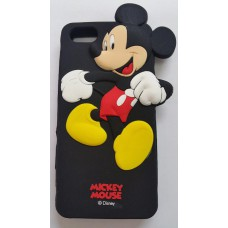 3D Cartoon Silicone case Mickey iphone 5 5s