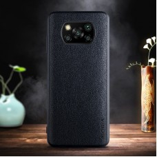 Back Case Aria Xiaomi Poco X3 black