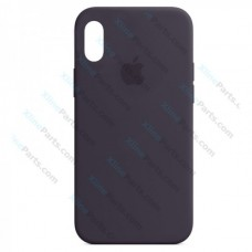 Back Case Full Apple iPhone X/Xs space gray