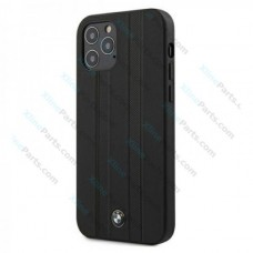 Back Case Tire Marks BMW Edition Apple iPhone 12 Mini black