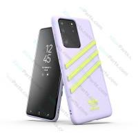 Back Case Adidas Edition Samsung S20 Ultra G988 purple