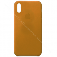 Back Case Apple iPhone XS Max gold