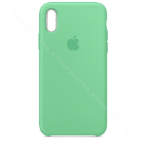 Back Case Apple iPhone XS Max midnight green