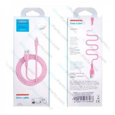 Data Cable Joyroom S-M357s Micro USB 2A 1m pink