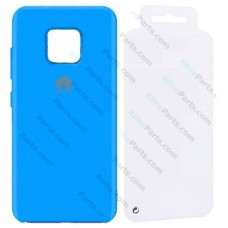 Back Case Huawei Mate 20 Pro blue