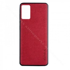 Back Case Aria Samsung A21s A217 red