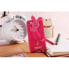 3D Cartoon Disney Silicone Piglet for iphone 5 5s 5g
