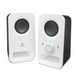 Logitech Speakers 2.0 white